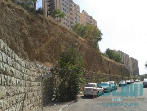 پایدارسازی ترانشه خیابان شهرک بوعلی